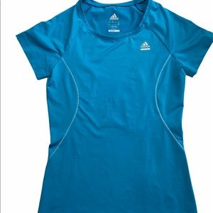 Adidas ClimaLite  Work out Women's Top Size M